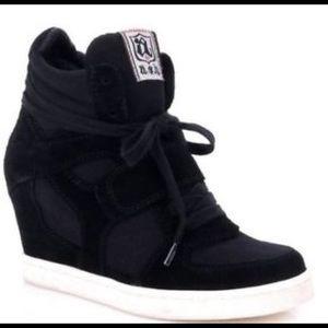 Ash Wedge Platform Sneakers Size 41